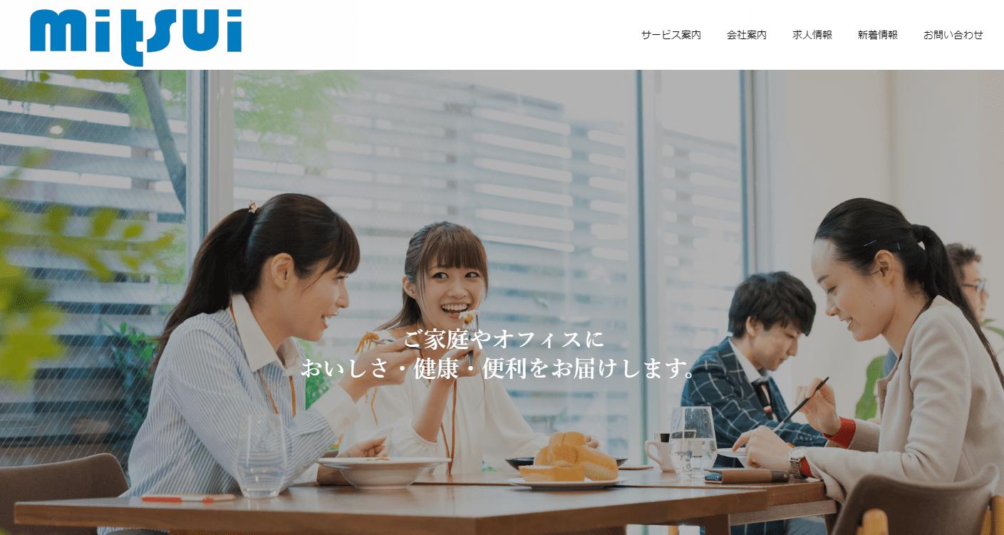 株式会社三井トップページ
